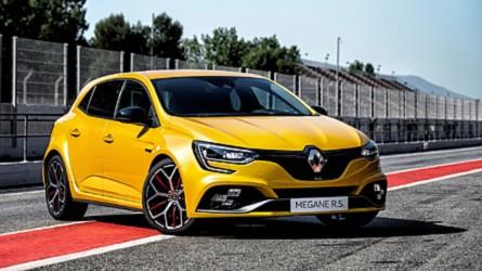Renault Megane RS Trophy é revelado com 300 cv