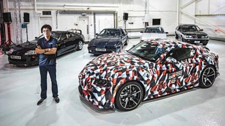 265 és 440 lóerős változatban is elérhető lesz az új Toyota Supra