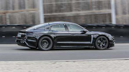 La Porsche Taycan déjà sur la voie du succès ?