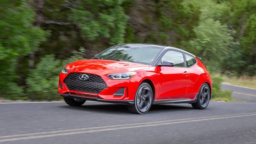 2019 Hyundai Veloster First Drive: Still Funky, Even More Fun