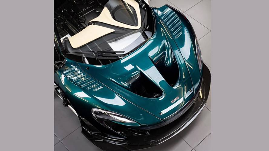 McLaren P1 GT Longtail By Lanzante Teased