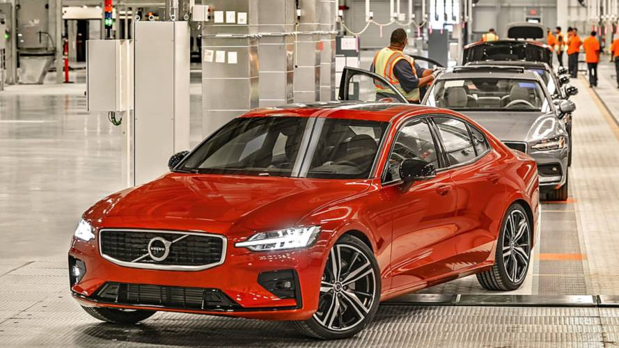 Spend Quality Time With The 2019 Volvo S60 In 9 Official Videos