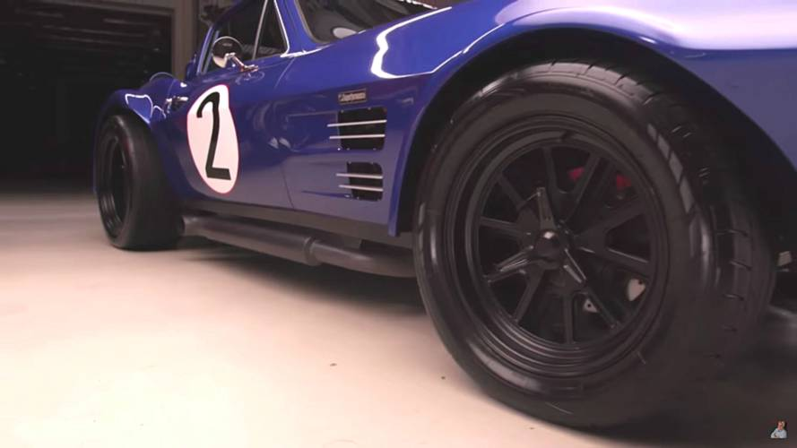 Superformance Corvette Grand Sport Jay Leno's Garage