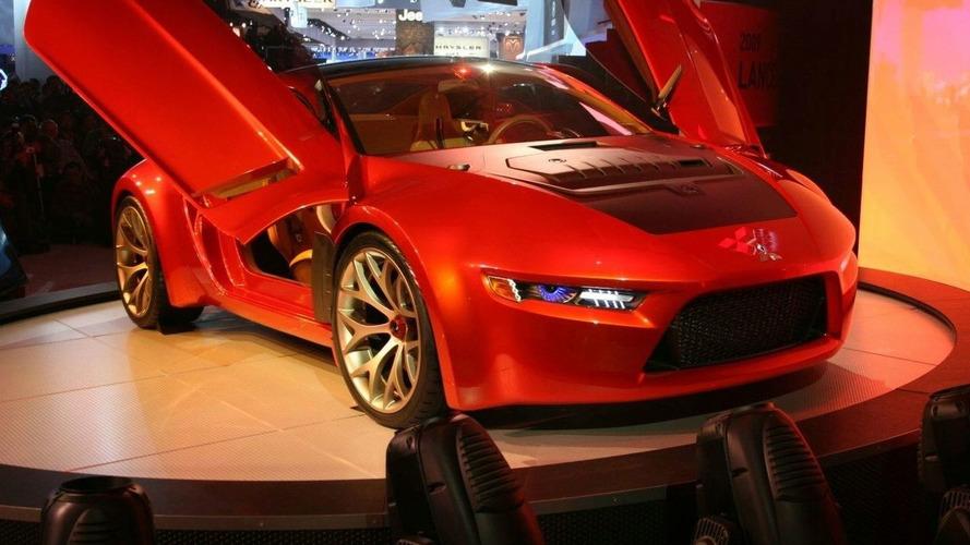 Mitsubishi Concept-Ra Unveiled at Detroit