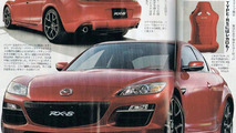 Mazda RX-8 Facelift scan