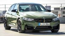 BMW M3 Urban Green, de BMW Individual