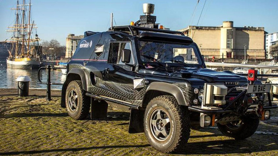 United Kingdom legally approves driverless car testing