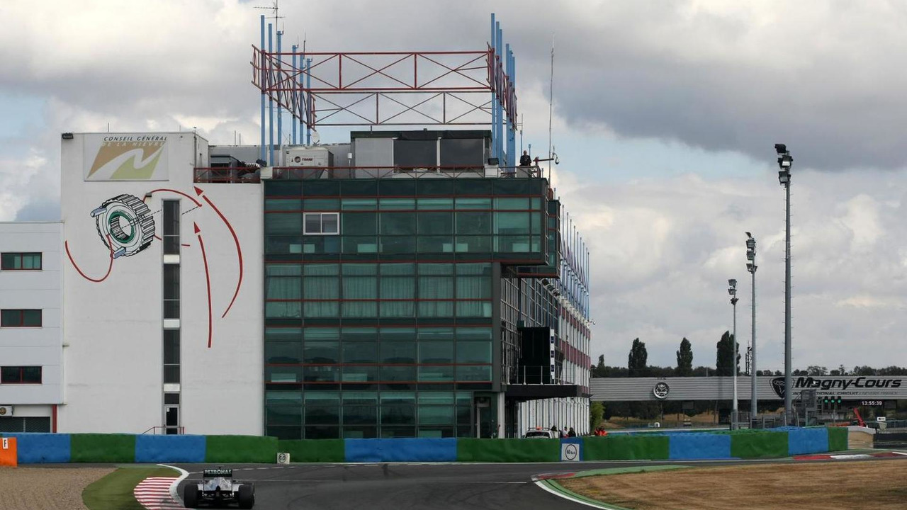 Magny-Cours, France / XPB