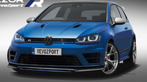 Volkswagen Golf R by RevoZport