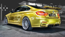 BMW M4 Coupe by Hamann
