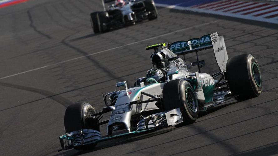 Mercedes working hard on 2015 car - Wolff