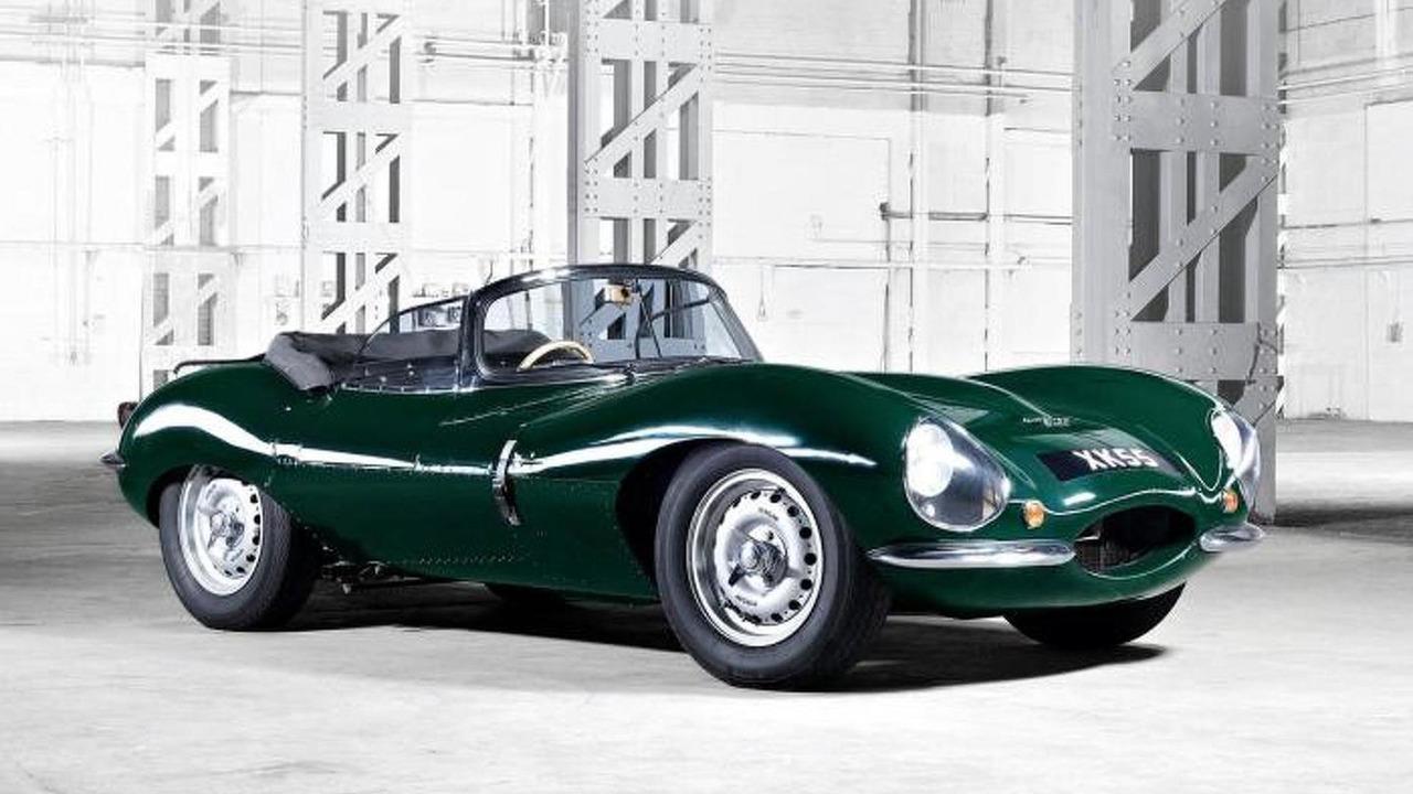 Jaguar XK SS