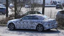2016 Mercedes-Benz C-Class Cabriolet AMG Line spy photo