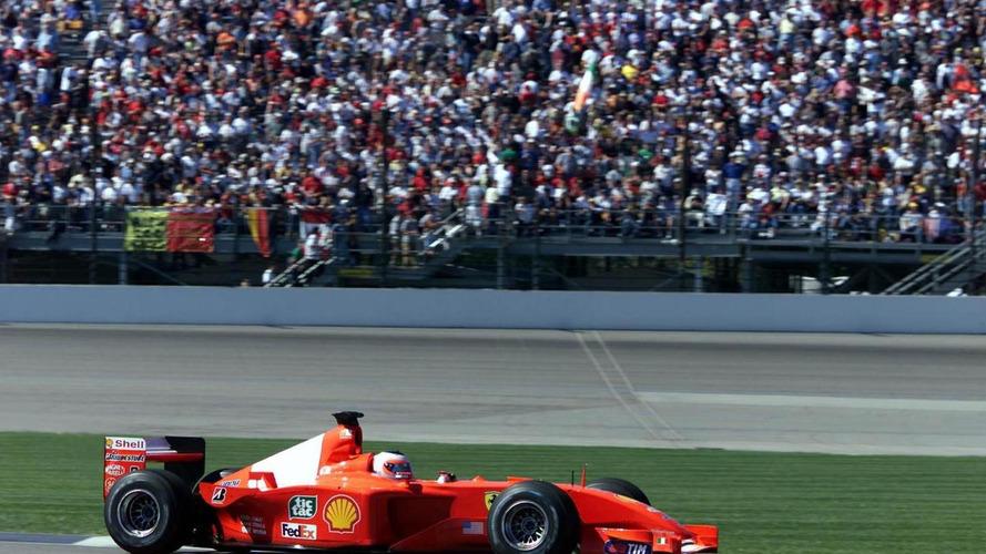 Rubens Barrichello's 2001 F1 car for sale at $3.4 M