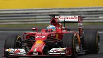 Fernando Alonso (ESP), 27.07.2014, Hungarian Grand Prix, Budapest / XPB