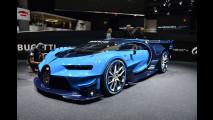 Bugatti al Salone di Francoforte 2015