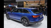 Audi A4 allroad al Salone di Detroit 2016