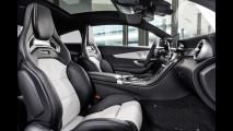 Mercedes-AMG C 63 Coupé S