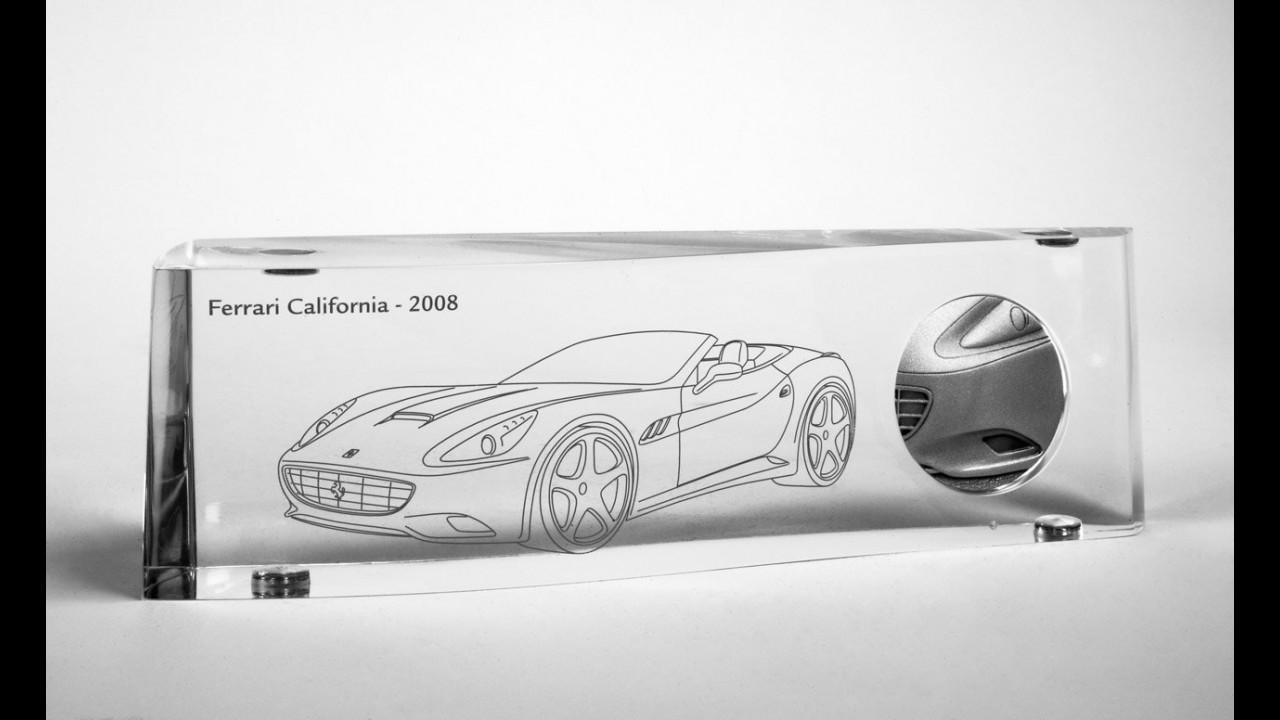 Ferrari Coinages by Pininfarina
