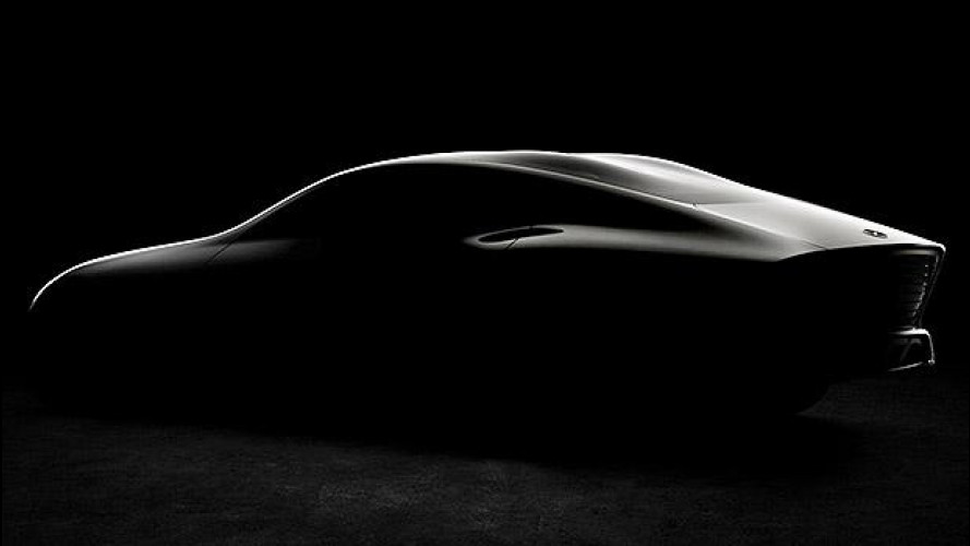 Mercedes Concept IAA, quella aerodinamica