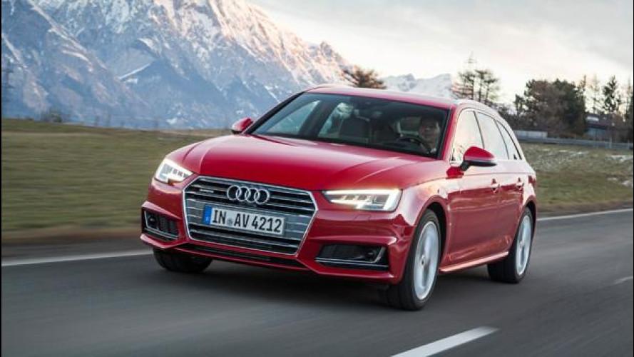 Audi quattro ultra, efficienza integrale