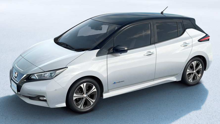 Nuova Nissan Leaf 2.ZERO, versione di lancio con ProPilot