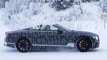 2018 Bentley Continental GTC casus fotoğrafları