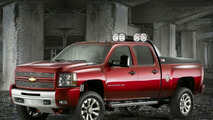 Chevrolet HD Crew Z71 'Big Red'