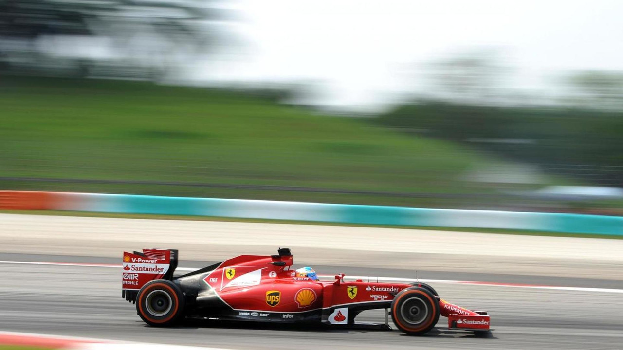 Fernando Alonso (ESP), Ferrari F14-T, 28.03.2014, Malaysian Grand Prix, Sepang / XPB