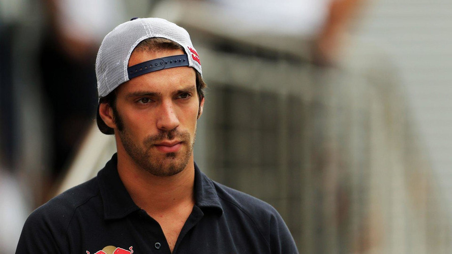 Vergne happy to be Toro Rosso 'number 1'