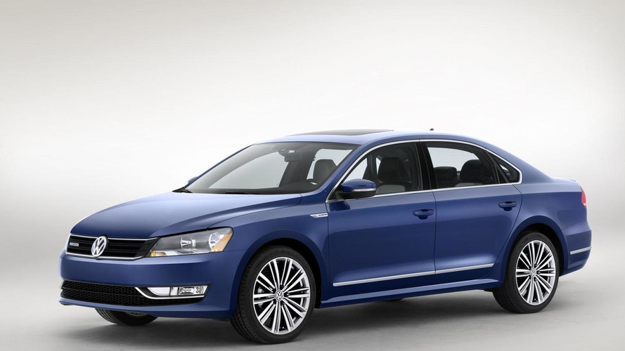 Volkswagen Passat BlueMotion concept unveiled with cylinder deactivation technology