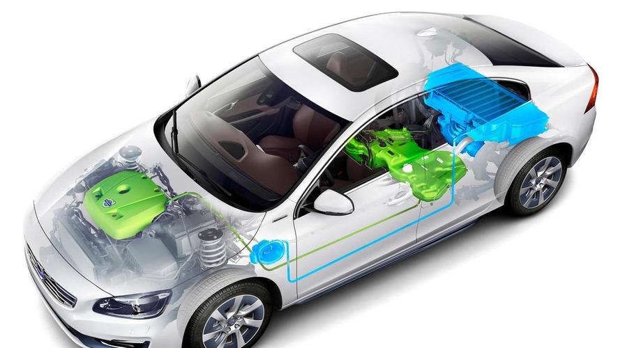 Volvo prepares S60L Petrol Plug-in Hybrid for Beijing Motor Show