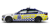 BMW 530d for Victoria Police in Australia