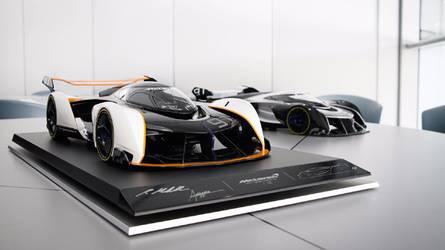 1:8 méretarányban már hazavihető a McLaren Ultimate Vision GT