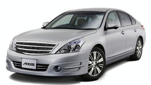 new Nissan Teana Axis