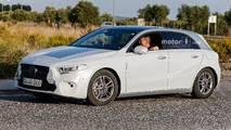 Next-generation Mercedes A-Class, A45, Sedan spy photos