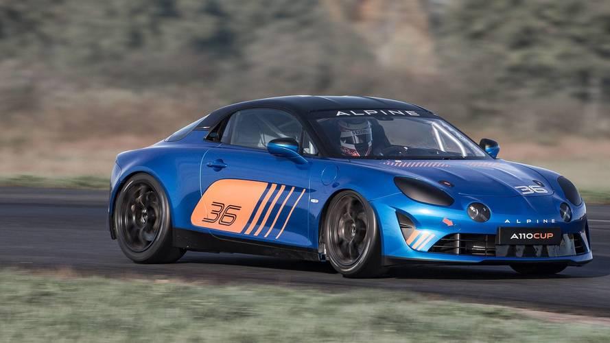Alpine A110, Avrupa'da tek marka kupasında mücadele edecek
