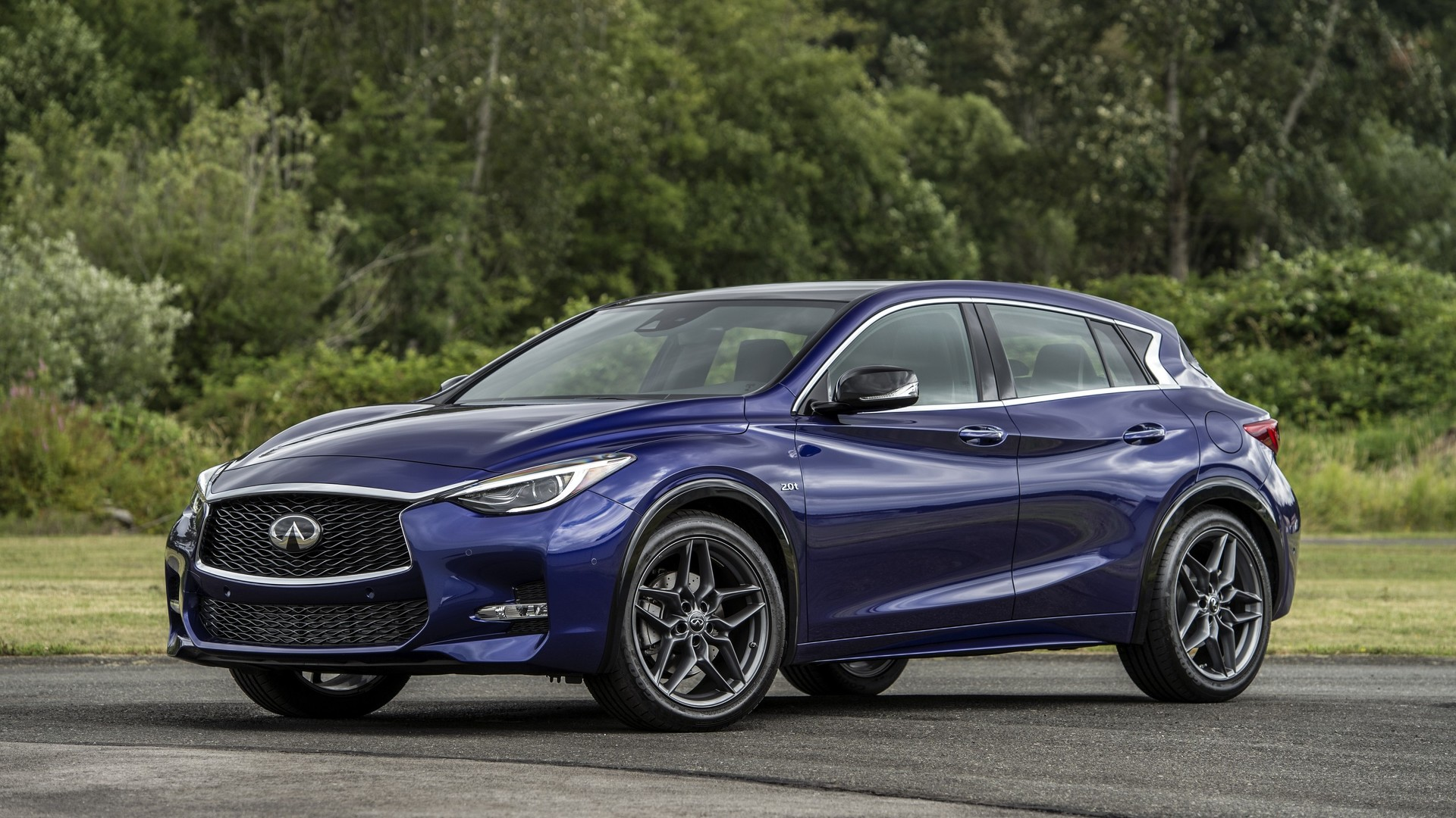 infinity h infiniti debut concept compression to engine news detroit auto show variable crossover