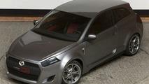 Lada Project C Concept