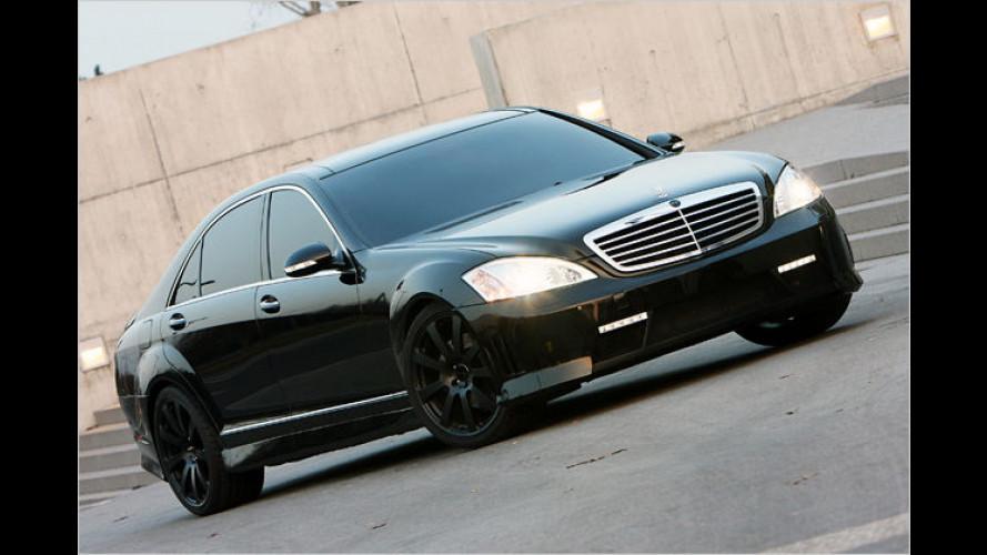 Relux bietet individuelle Mercedes-S-Klasse-Umbauten an