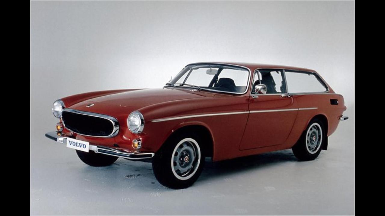 Platz 22: Volvo P 1800 (6,8 Prozent)