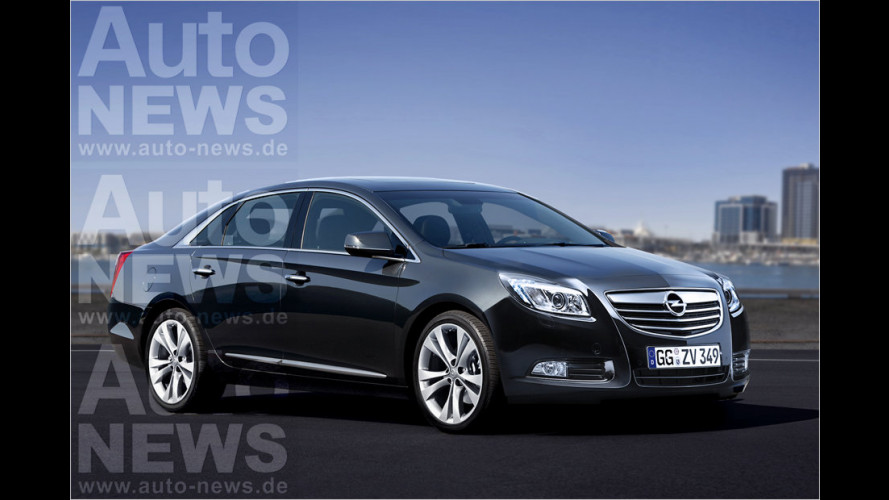 Neuer Opel Omega: So wird er kommen