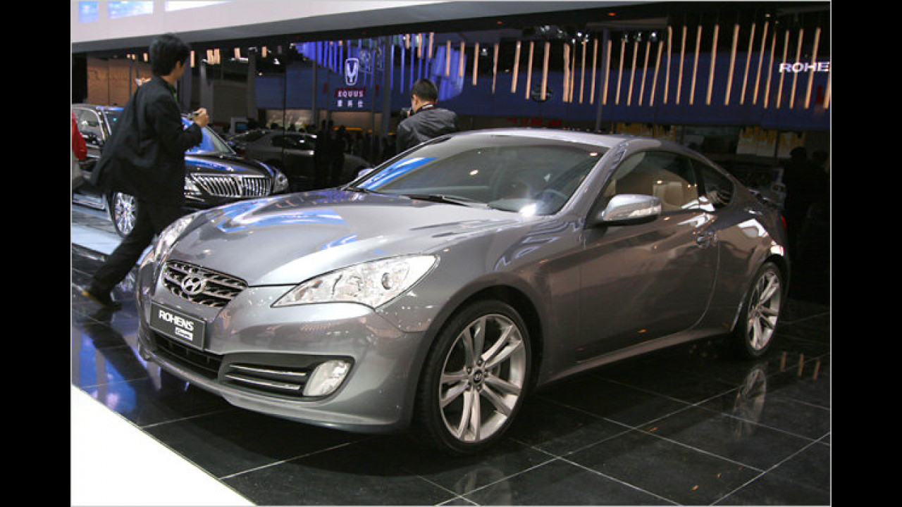 Hyundai Rohens Coupé 2.0T