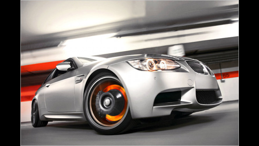 APP Europe: Heißer Umbau für den BMW M3