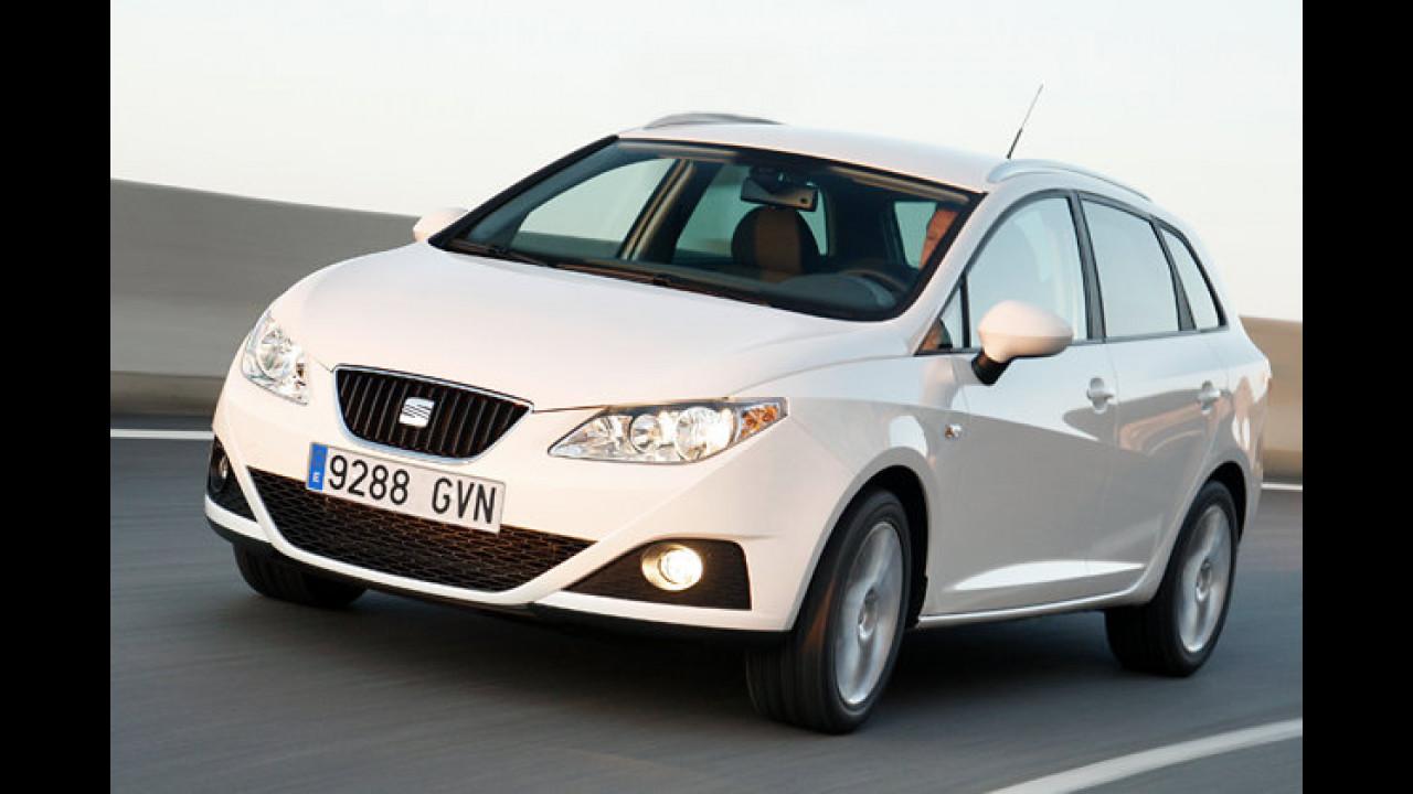 Seat Ibiza ST 1.2 TDI Ecomotive Reference