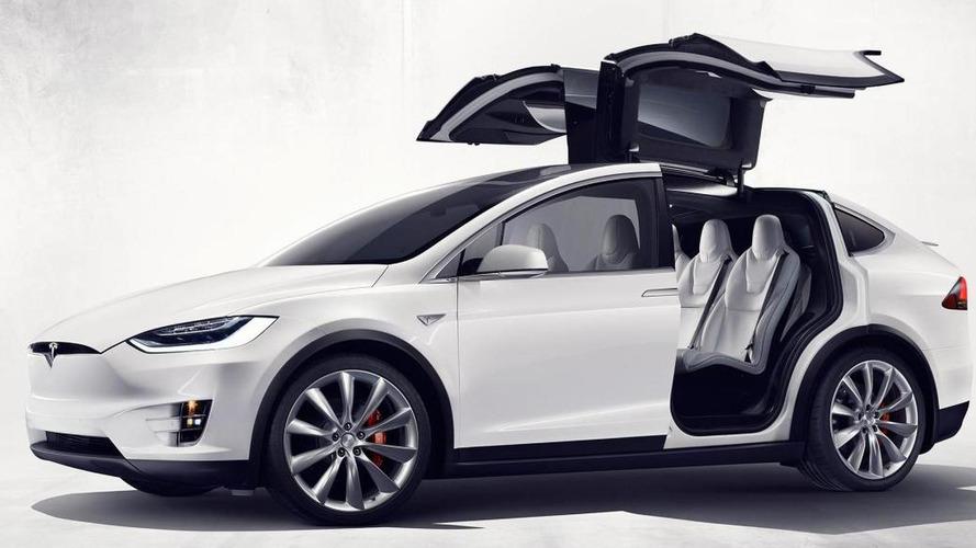Tesla Model X 60D: moins d'autonomie et moins onéreuse