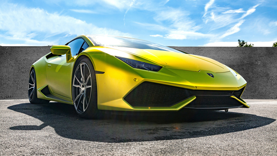 xXx Performance tunes the Lamborghini Huracan to 690 PS