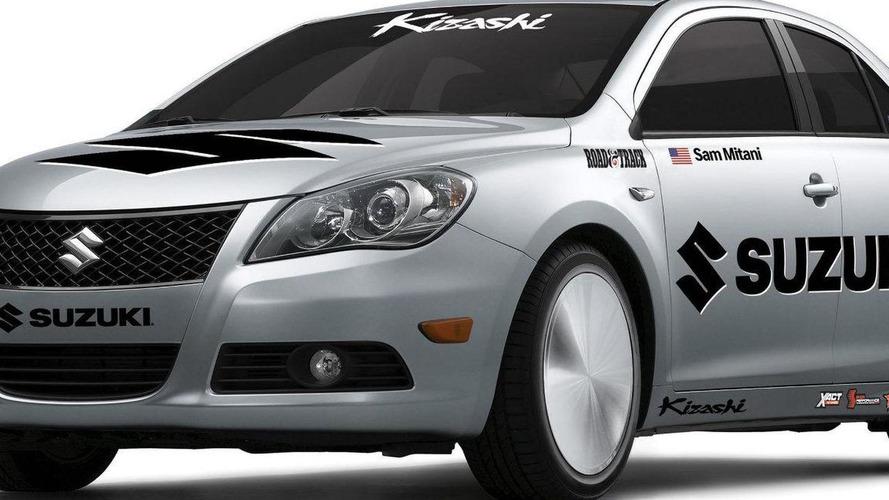 Boosted Suzuki Kizashi targets 200mph at Bonneville