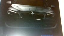 2011 BMW 5-Series F10 leaked brochure scan