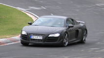Audi R8 V10 Clubsport spy photo, Nurburgring, Germany, 21.04.2010